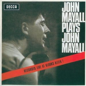 john mayall plays mayall new uk blues cd